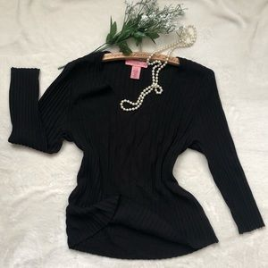 3/$20 | Vintage BANDOLINO v-neck sweater